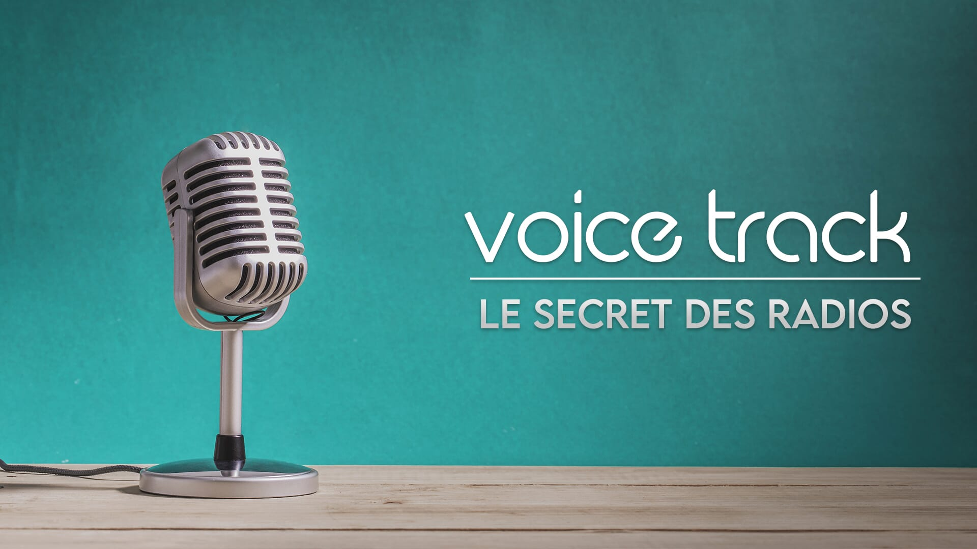 Voice Track le secret des radios
