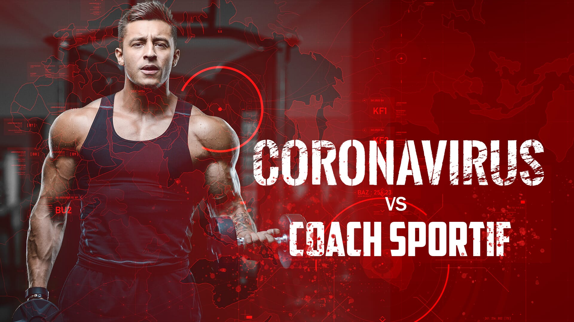 Coronavirus vs Coach sportif : Comment réagir  à la situation?